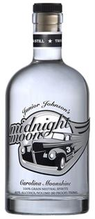 Midnight Moon Junior Johnson's Moonshine 750ml